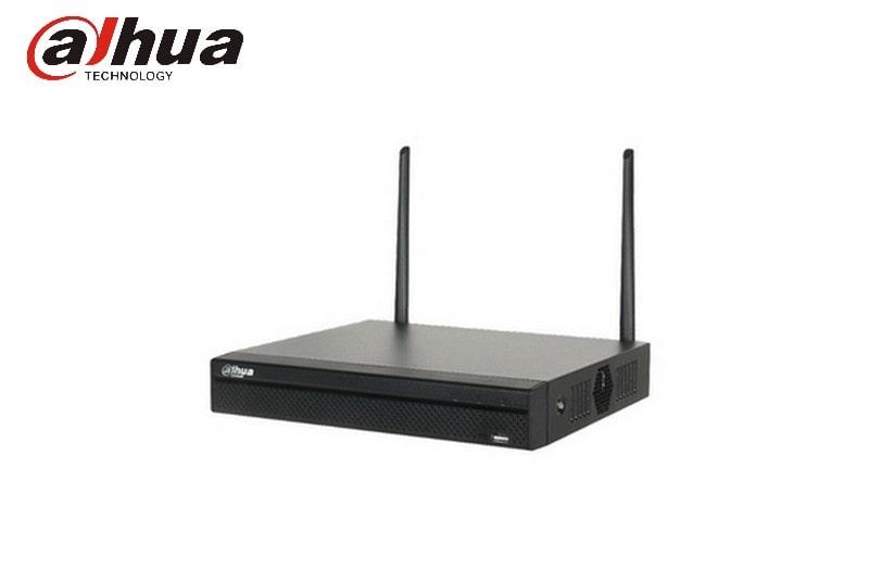 Enregistreur Wifi IP 4 caméras [DAHUA.WIFI_NVR2104HS-W-4KS2]